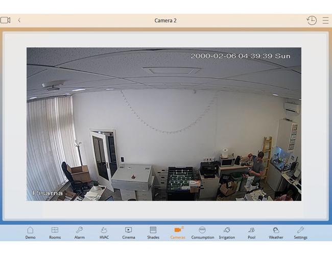 ComfortClick IP Cameras