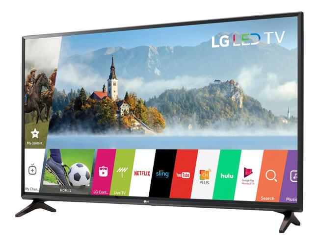 ComfortClick LG Smart TV